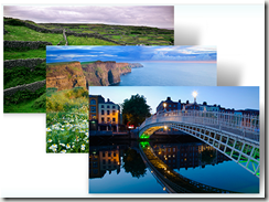 windows 7 Ireland theme