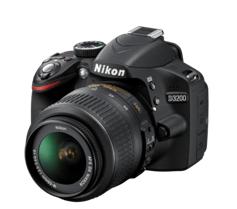 Nikon D3200 spec