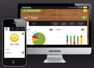 Clockodo Clockodo: Online Time Tracking Software Review
