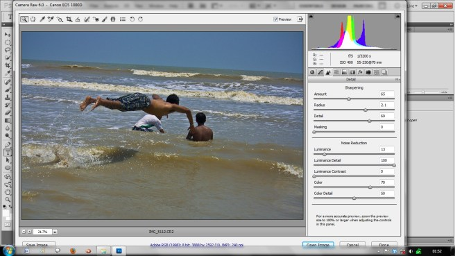 adjust details of picture How to Edit RAW Images in Adobe Photoshop? Beginners Guide