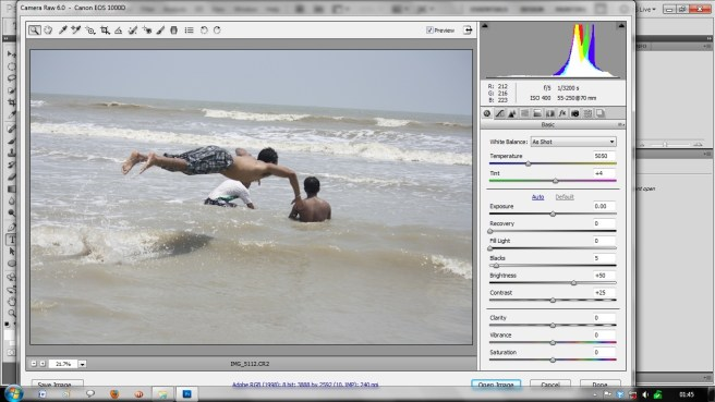 open RAW photo in photoshop How to Edit RAW Images in Adobe Photoshop? Beginners Guide