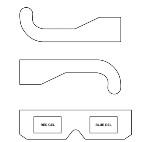 make 3D glasses