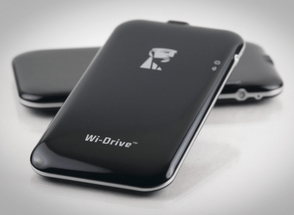 Kingstons Wi Drive Best Wireless Storage Device to Increase Storage of Mobile and Tablets