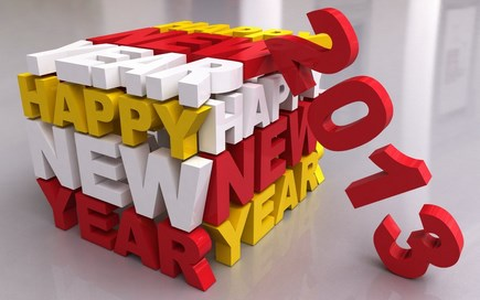 happy new year   2013 by dracu teufel666 d5nc1ud Download Happy New Year 2013 Wallpaper for Desktop, iPad, Mobile