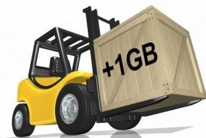 send large files over internet