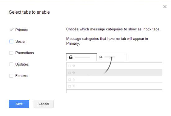 Get back old Gmail Inbox