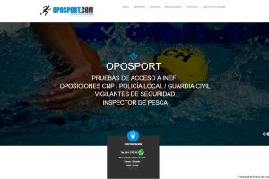 Web-Oposport