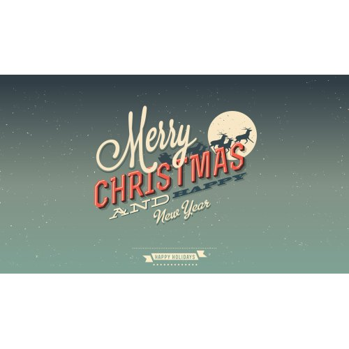 Medium Crop Of Happy Holidays Message