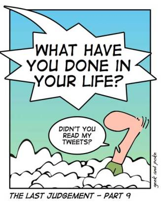 Twitter Cartoon
