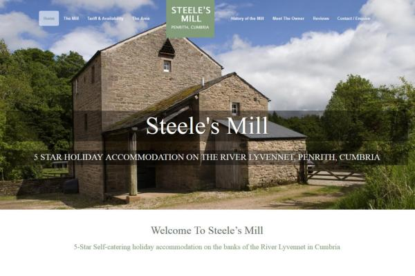 Steele's Mill (Bespoke)