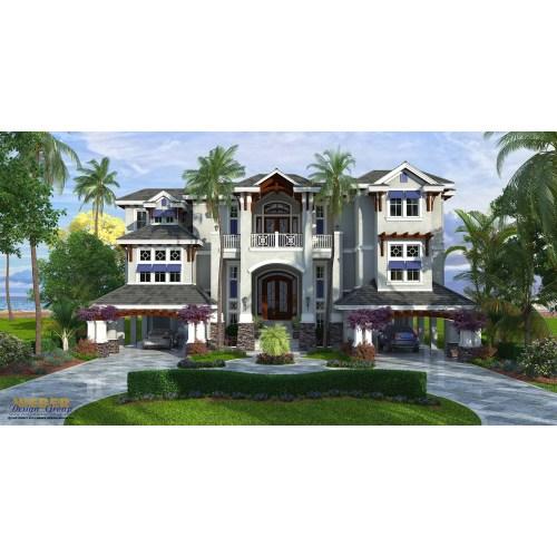 Medium Crop Of 3 Story House