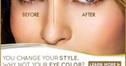 Air Optix COLORS Color Studio!