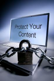 How to protect your blog content