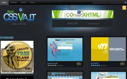 bestcssvault homepage