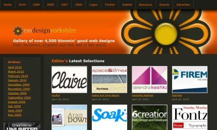 yorkshire homepage