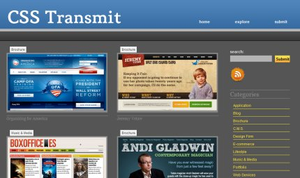 csstransmit homepage