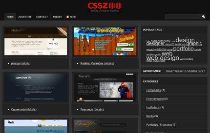 csszoo homepage