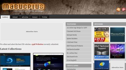 mabucplus homepage