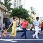 楽しいハワイ旅行!