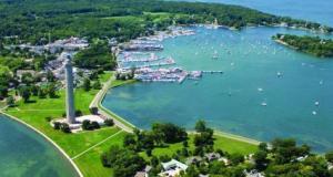Northwest Ohio - Put-in-Bay Aerial