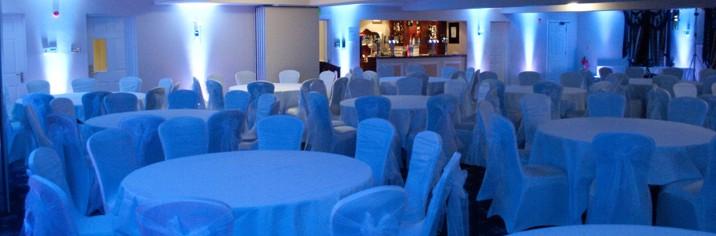 Winter Wonderland Wedding Decor Lighting Hire Wedding