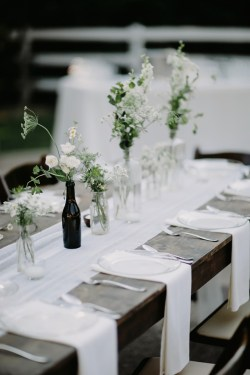 Small Of Black And White Wedding