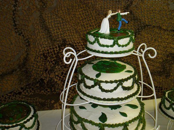 Ugliest Wedding Cakes