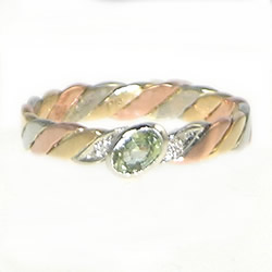 The Beauty of Mixed Metal Engagement Rings and Wedding Bands