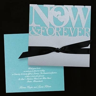 A Tiffany Blue Wedding Palette
