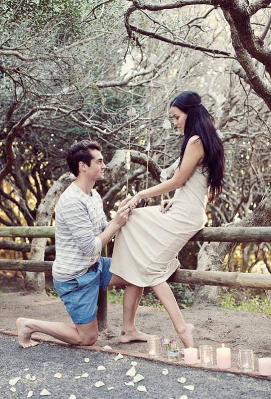 Attention Guys: What Women Want in a Proposal