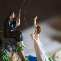 He Caught Himself a Bride