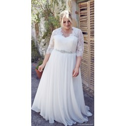 Small Crop Of Wedding Dress Plus Size