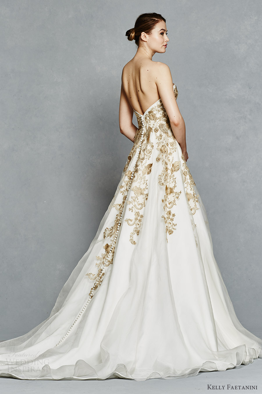 Smothery Kelly Faetanini Bridal Spring 2017 Strapless Sweeart Ball Gown Weddingdress Sv G Kelly Faetanini Spring 2017 Wedding Dresses Wedding Inspirasi G Wedding Dresses Sleeves Uk G Wedding Dresses 2 wedding dress Gold Wedding Dresses