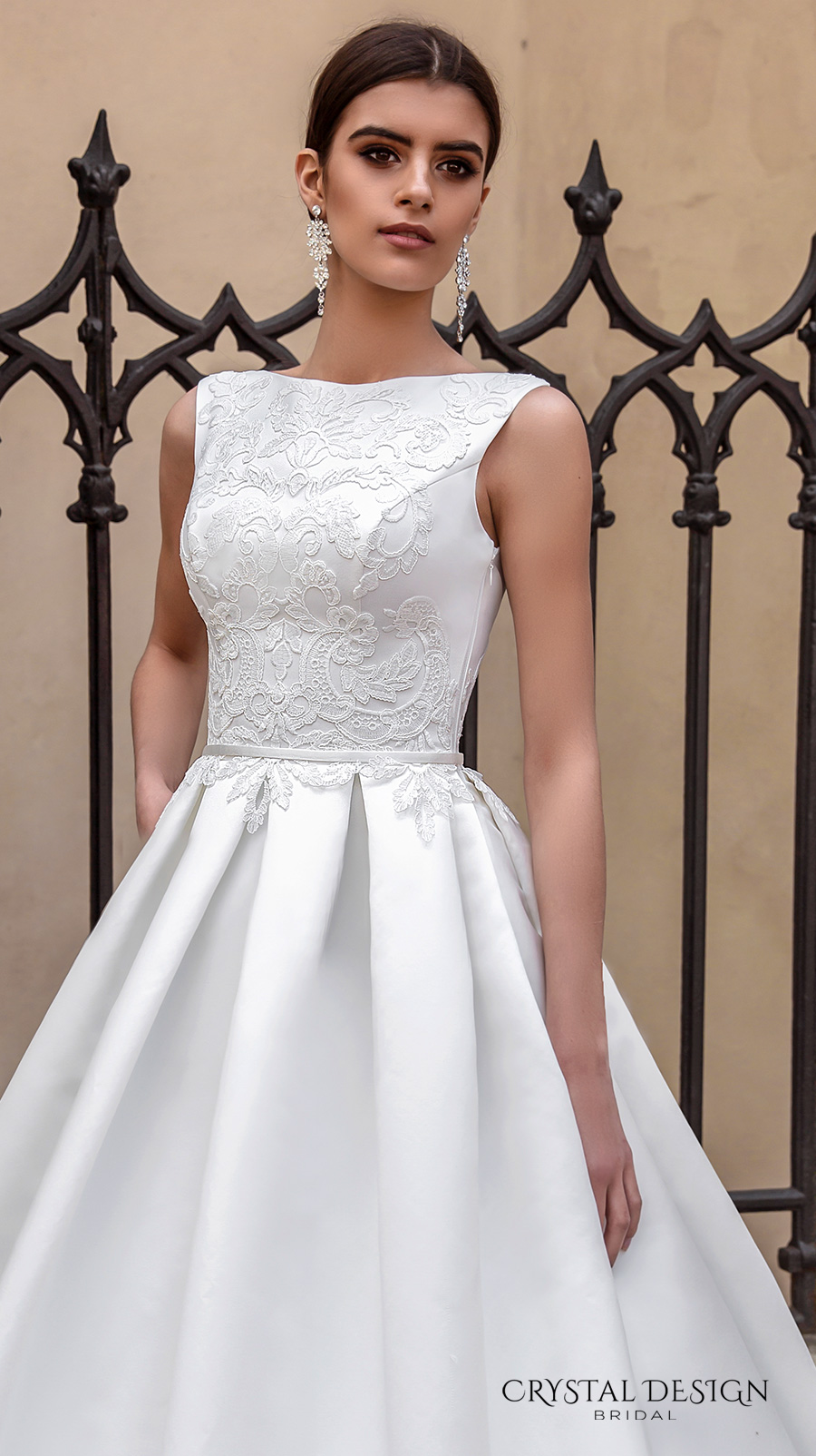 boat neckline boat neck wedding dress bateau neck beaded short sleeve embroidered ivory wedding dress