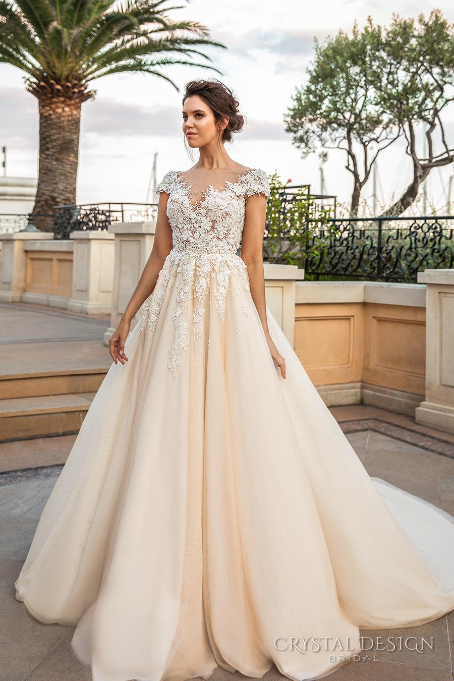 princess style wedding dresses
