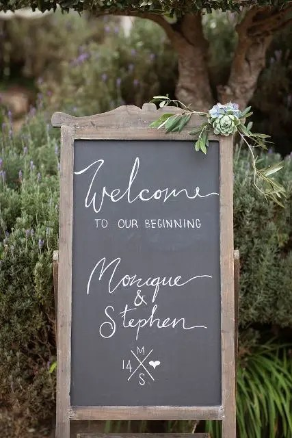 Creative And Trendy Chalkboard Wedding Ideas - crazyforus