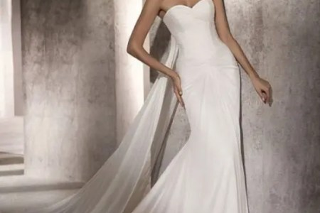 mermaid style wedding gowns inspiration 21 500x594