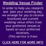 Wedding Venue Finder