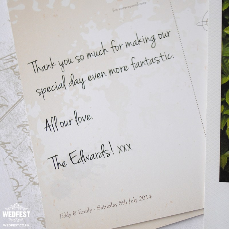 Large Of What To Write In A Wedding Card