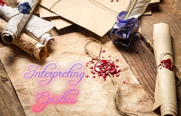 Interpreting Epistles