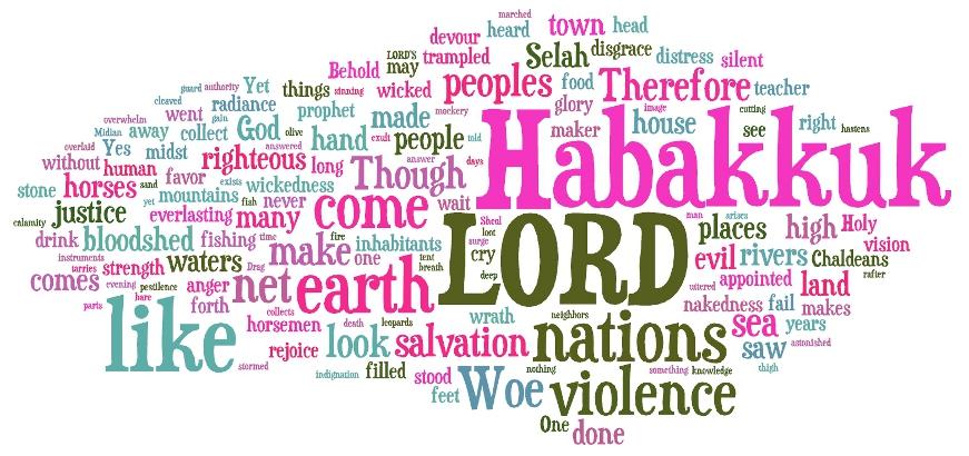 Habakkuk: Faith Under Fire