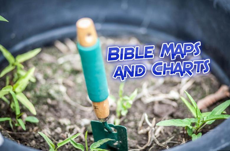 Bible Maps & Charts