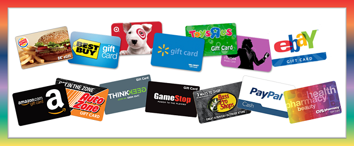2 Chances to #WIN a $25 eGift Card of your choice! Enter B4 this #Spring #Giveaway ends 3/20