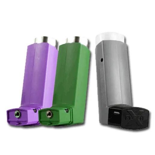 Vaporizer that looks like an inhaler