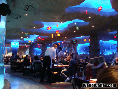 Aquarium Restaurant   Nashville Tennessee Restaurant with Photos
