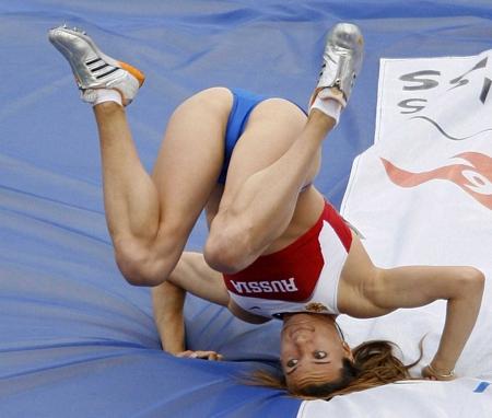 college gymnastics oops