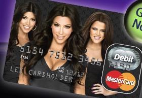 >Men: Do not be hypontized by Kim Kardashian's boobies into getting a Kardashian Kard