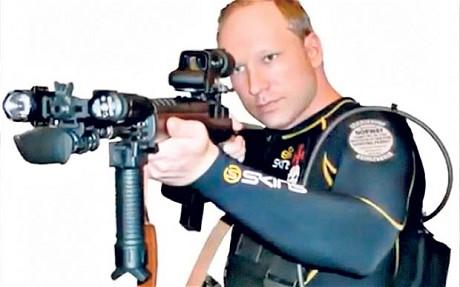 Norwegian terrorist Anders Breivik's manifesto reveals him to be a rabid antifeminist with views strikingly similar to many MRAs