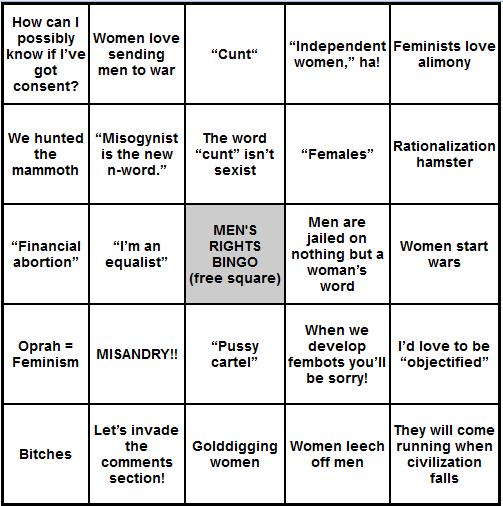 MRA Bingo is here!