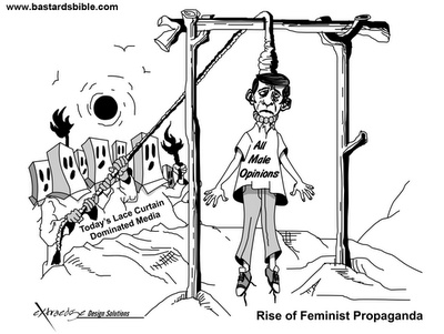 """MRA Comics Cavalcade: """"All Male Opinions"""" Silenced by """"Lace Curtain Dominated Media."""""""